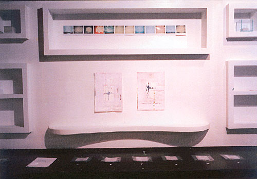 group exhibition by gallery CAVE in 2004